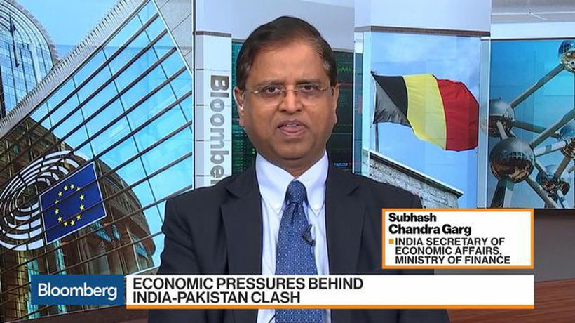 Bloomberg Markets - India's Finance Secretary on Economy, Rupee Ahead of Elections