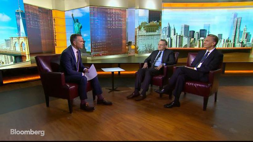 Bloomberg Daybreak: Americas - Brookfield's Flatt, Oaktree's Marks Talk Industry M&A, Credit Markets
