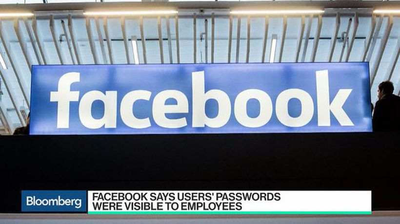 Bloomberg Technology - Facebook Discloses Flaw That Made Users' Passwords Visible to Employees