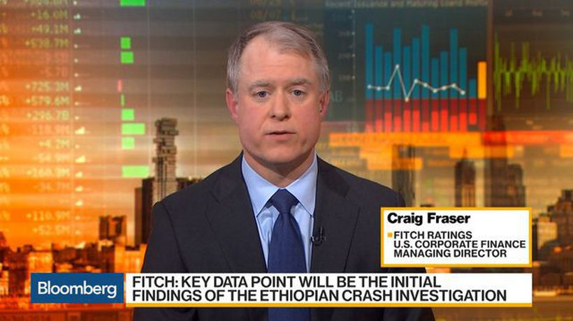 Bloomberg Daybreak: Australia - Fitch Says Boeing 737 Max Issue May Have Broad Credit Effects