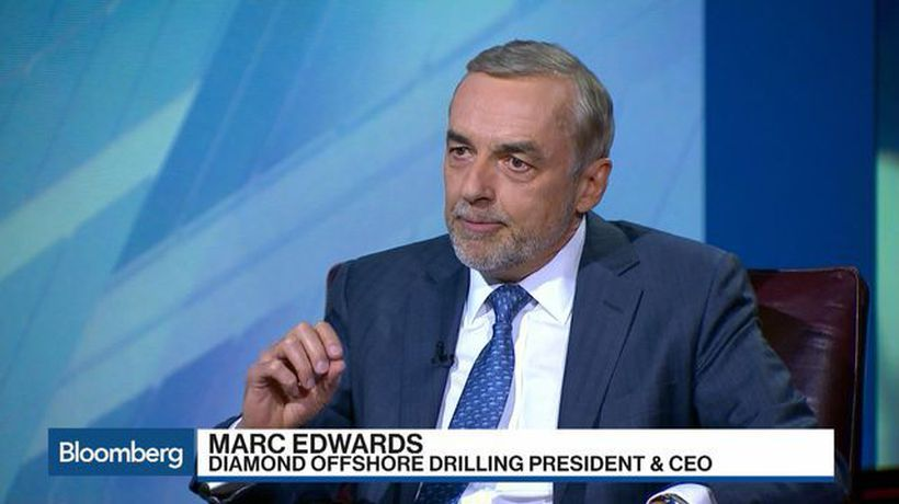 Diamond Offshore CEO Sees Drillship Rents Almost Doubling Next Year