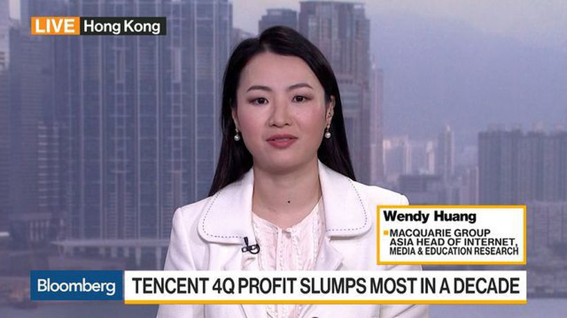 Bloomberg Daybreak: Asia - Tencent Posted 'Solid' Results, Macquarie's Huang Says