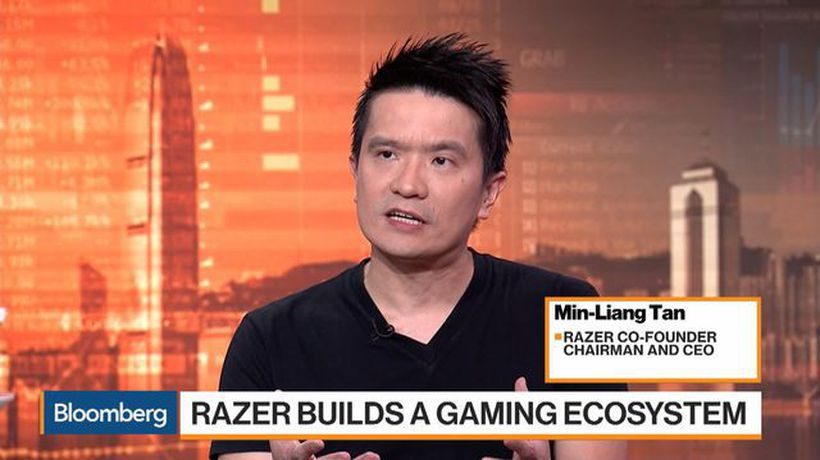 Bloomberg Markets: Asia - Razer Focused on Mobile Gaming Software, CEO Says