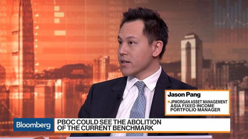 Bloomberg Markets: Asia - PBOC's Interest Rate Reform a Step in Right Direction, Says JPMorgan's Pang