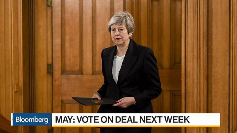 Bloomberg Daybreak: Europe - May Gets Two Week Brexit Delay: Now What?