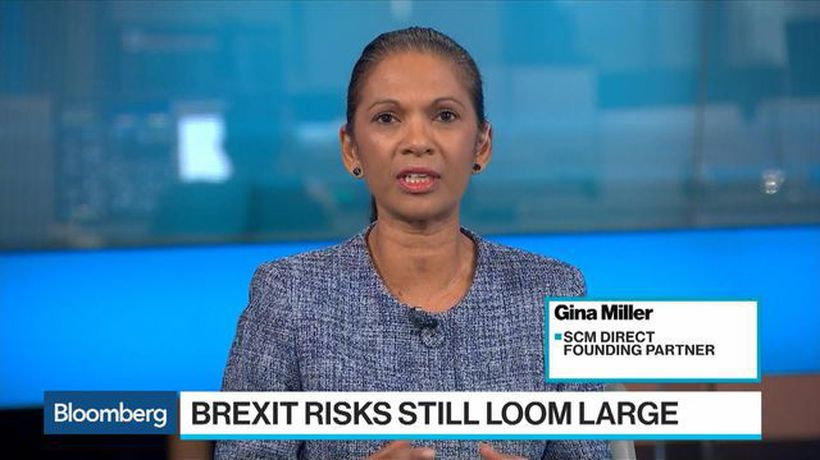 Bloomberg Surveillance - Legal Ramifications If May Ignores Parliament, Gina Miller Says