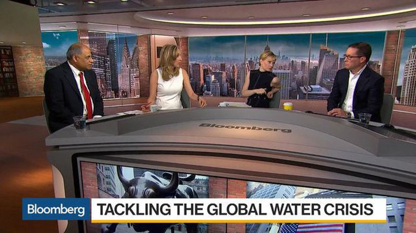 Bloomberg Daybreak: Americas - World Water Day Spotlights Global Challenges to Clean Water