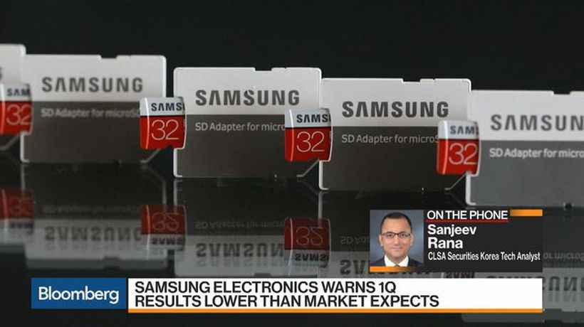 Bloomberg Markets: Asia - Chip Inventory Correction Will Last Until Early 3Q Says CLSA's Rana