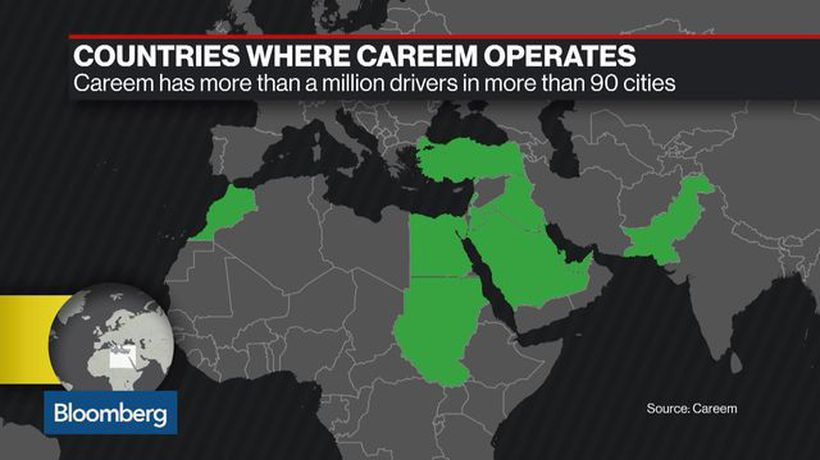 Bloomberg Daybreak: Europe - Uber to Buy Dubai-Based Careem for $3.1B