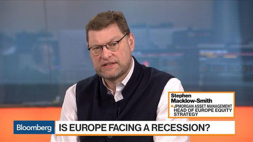 Bloomberg Markets: European Open - European Growth to Improve in Short-Term, JPM's Macklow-Smith Says