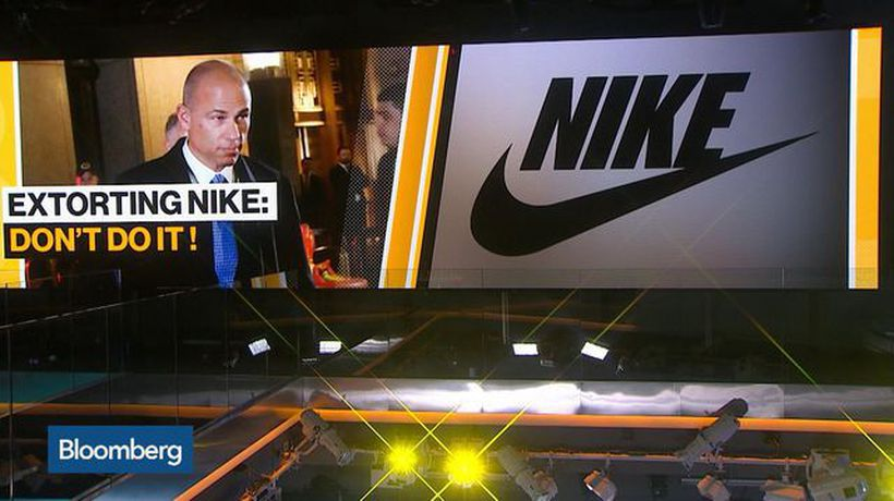 Bloomberg Daybreak: Americas - Avenatti Charged on Nike Extortion Claims