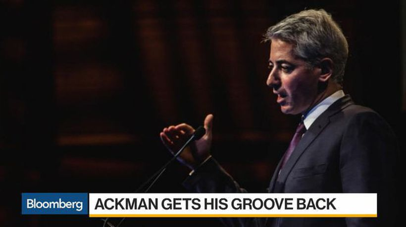 Bloomberg Daybreak: Americas - Bill Ackman's New Structure, Bracket Standings