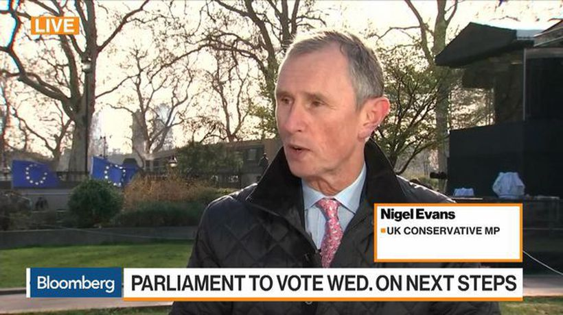 Bloomberg Markets: European Open - Theresa May Could Leave by Easter, Says U.K. Lawmaker