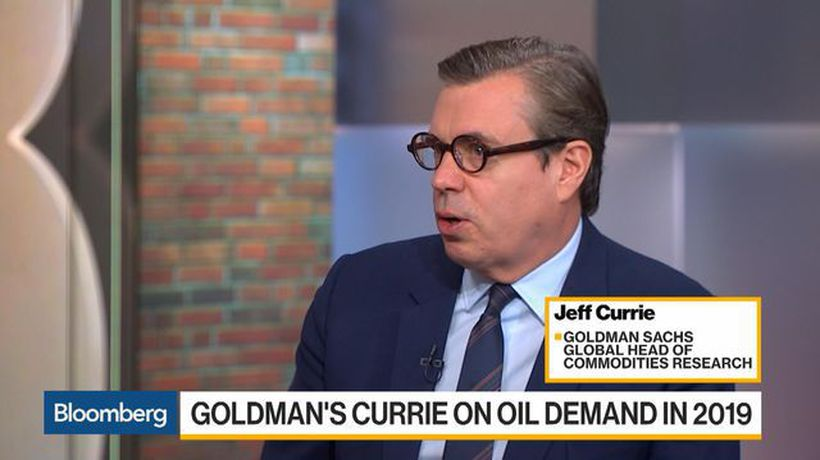 Bloomberg Daybreak: Americas - Goldman Sachs's Currie Sees a `Balanced' Oil Market by Early May