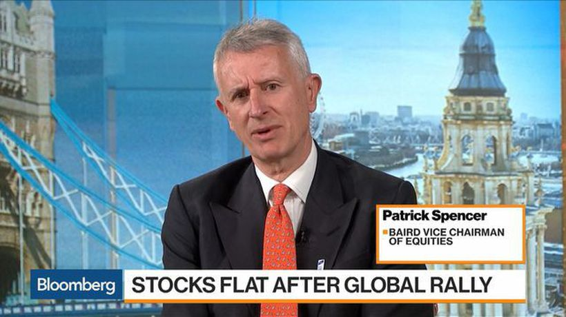 Bloomberg Markets: European Close - 'Sizzle' Still Very Much in the U.S., Baird's Spencer Says