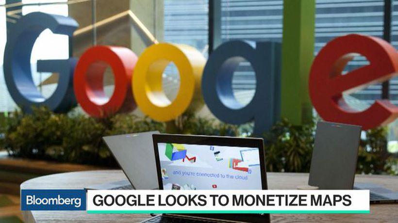 Bloomberg Technology - How Google Is Looking to Monetize Maps