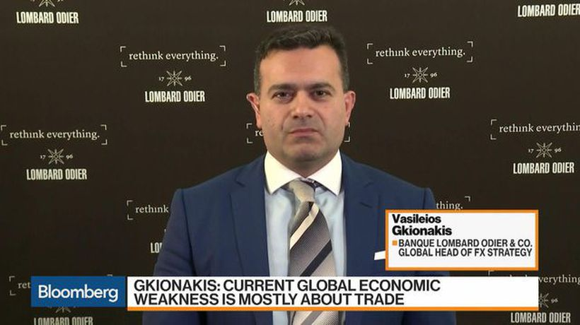Bloomberg Markets: European Close - 'Across the Board' Bearish On U.S. Dollar, Lombard Odier's Gkionakis Says