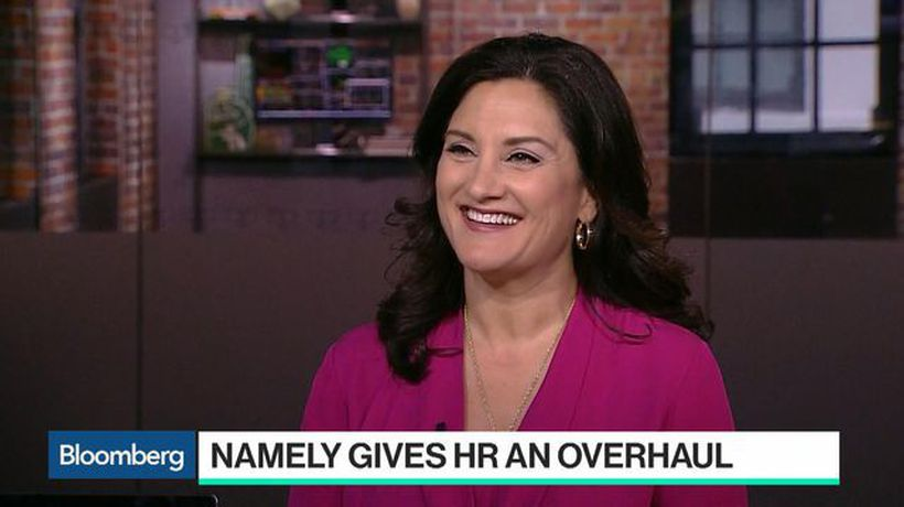 Bloomberg Technology - How Namely Has Given HR an Overhaul