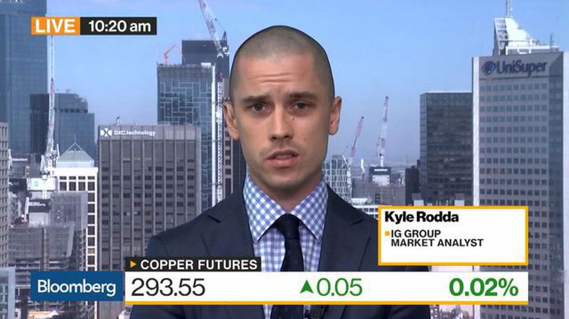 Bloomberg Daybreak: Asia - Gold Will Be Most Contentious Trade, IG Group's Rodda Says