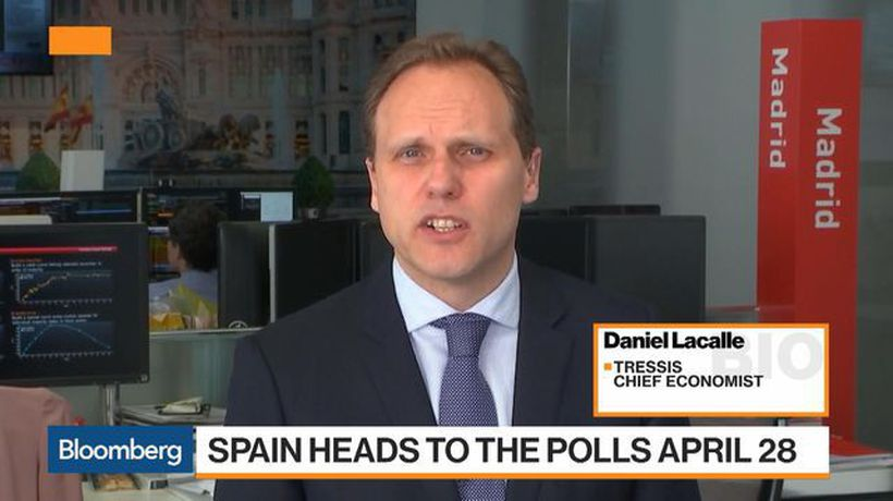Bloomberg Markets: European Open - Many Undecided Spanish Voters Will Lean to Center-Right, Says Tressis's Lacalle