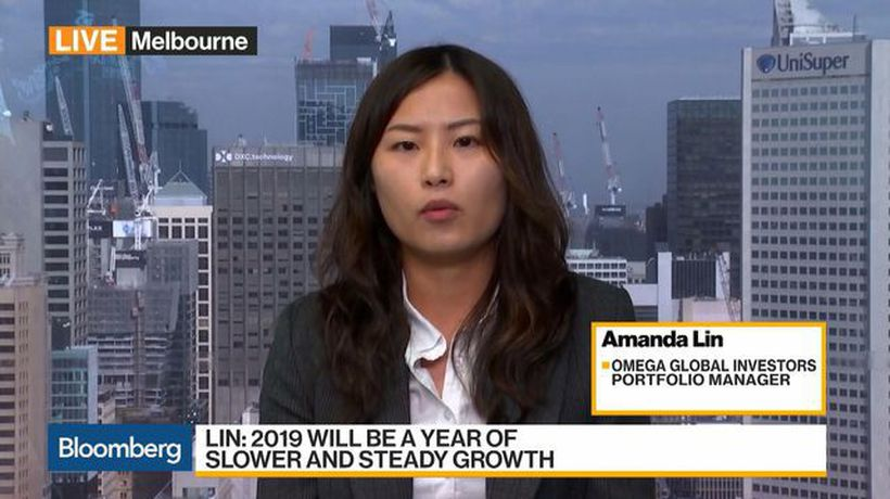 Bloomberg Daybreak: Asia - 2019 Will Be a Year of Slower, Steady Growth, Says Omega Global Investors's Lin