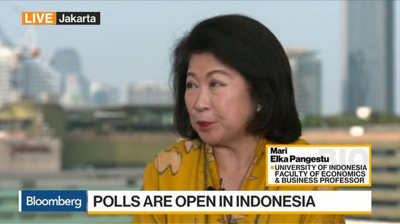 Bloomberg Daybreak: Asia - Indonesia's Next President Needs to Diversify Economy, Fmr. Minister Pangestu Says