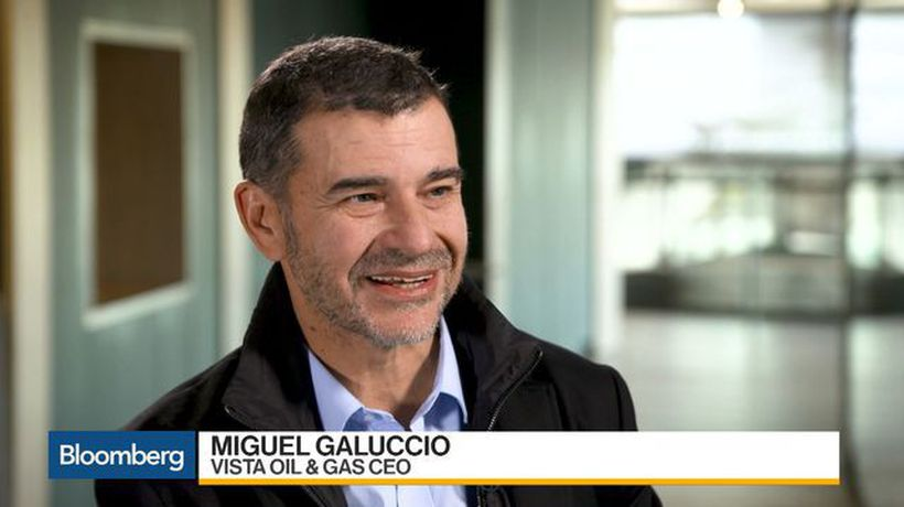 Bloomberg Daybreak: Americas - Vista Oil and Gas CEO Says 'Argentina's Political Climate Is a Concern for Shale'