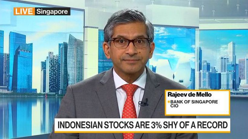 Bloomberg Daybreak: Asia - Bank Indonesia to Deliver a Few Rate Cuts, Bank of Singapore CIO says