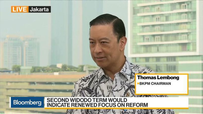 Bloomberg Daybreak: Asia - Indonesia on Track for 'Strong Revival' in Investor Sentiment: Investment Board Chair
