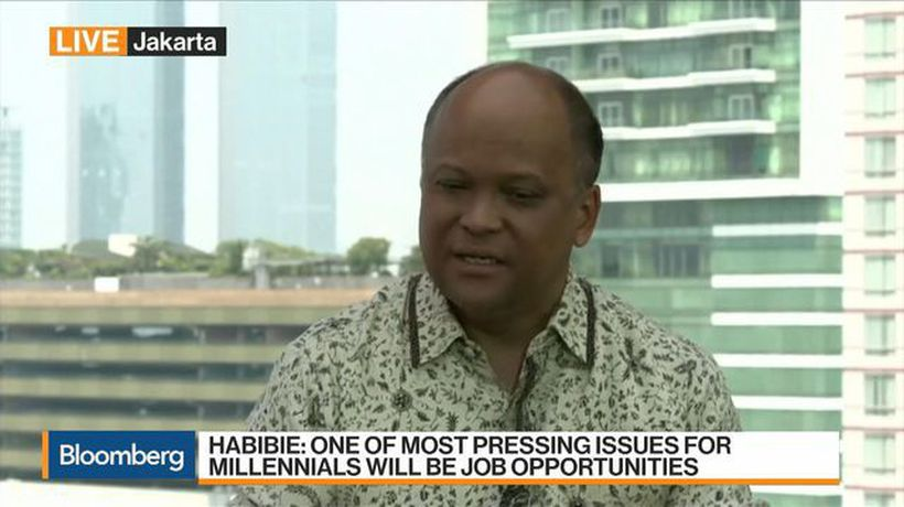 Bloomberg Markets: Asia - Pollux Habibie International on Indonesia Election, Job Creation, Property