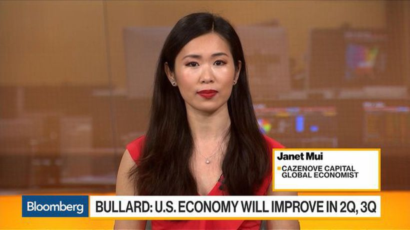Bloomberg Daybreak: Europe - Cazenove Capital's Mui Sees a Modest Recovery for the U.S. Economy