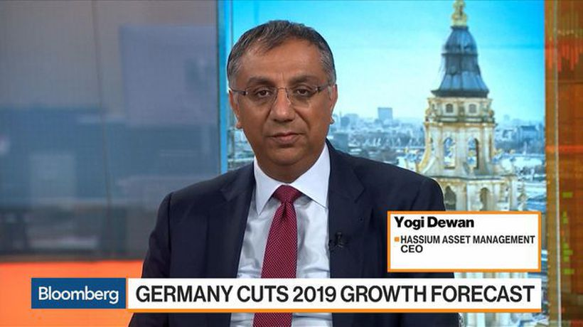 Bloomberg Markets: European Open - Time for Markets to Take a Short-Term Breather, Says Hassium Asset's Dewan