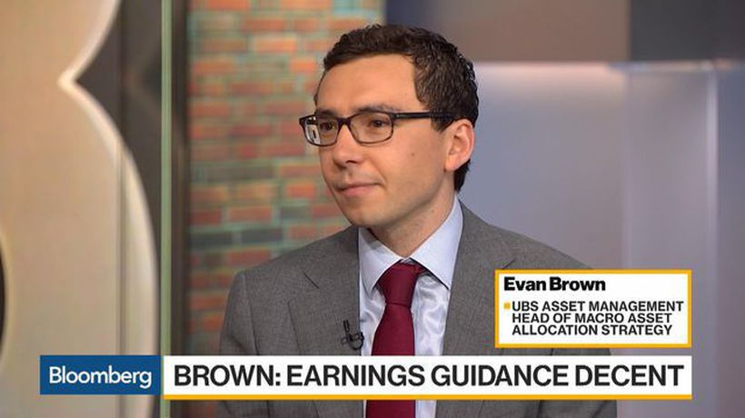 Bloomberg Daybreak: Americas - What Markets Are Learning From First-Quarter Earnings
