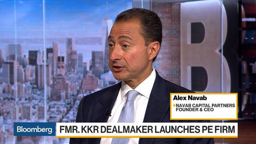 Bloomberg Daybreak: Americas - Former KKR Dealmaker Alex Navab Launches a Private Equity Firm