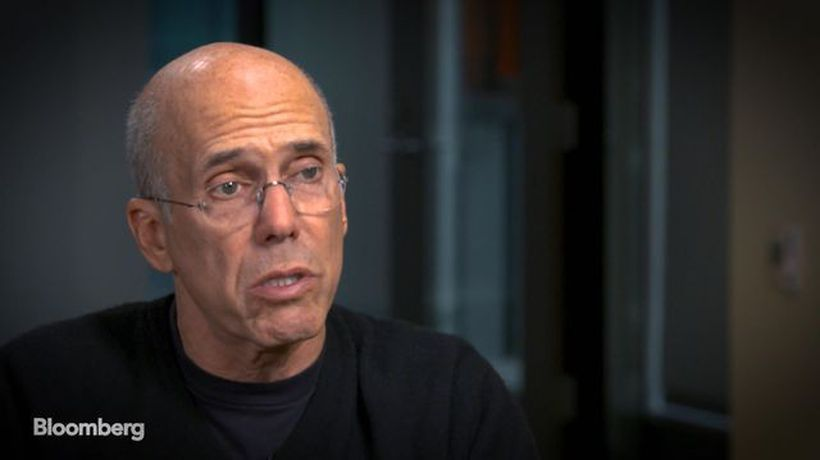 Katzenberg Says Each New Chapter of Career Is Better Than the Last