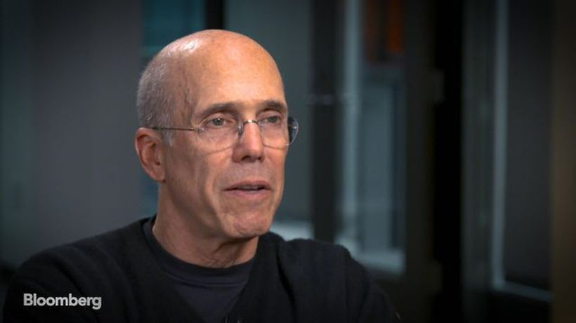 Katzenberg Says New Mobile Streaming Service Is Opportunity of a Lifetime
