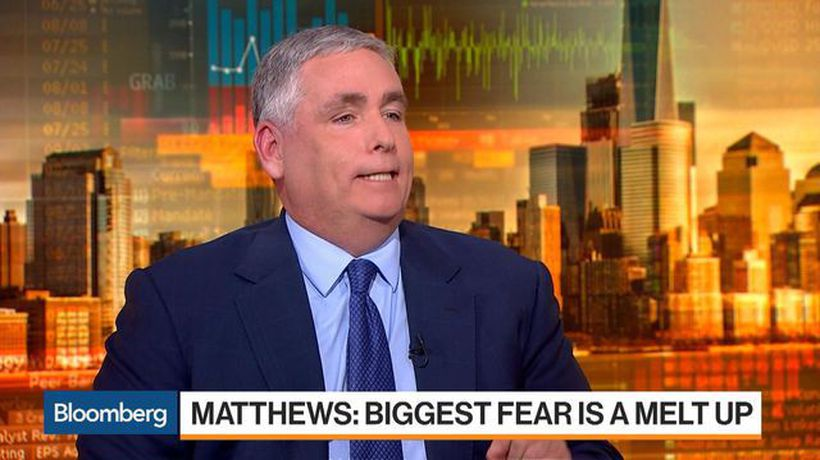 Former Cantor Fitzgerald CEO Says Biggest Market Fear Is a Melt Up