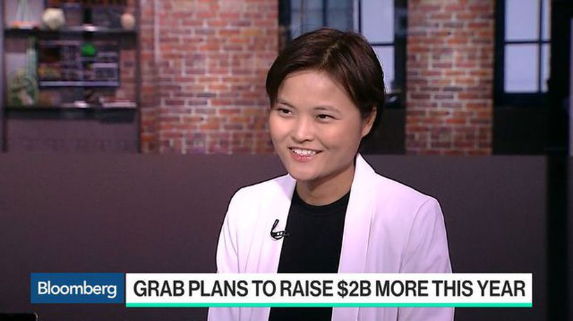 Bloomberg Technology - Grab Sees 'Tremendous' Growth and Interest From Partners, Co-Founder Says