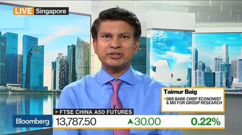 Bloomberg Daybreak: Asia - China Stimulus a Bit Different This Time, DBS Bank's Baig Says
