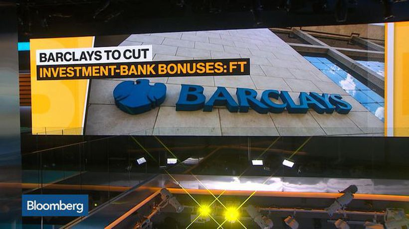 Bloomberg Daybreak: Americas - Barclays to Cut Investment-Bank Bonuses, Financial Times Reports