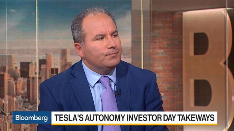 Bloomberg Daybreak: Americas - Tesla, Musk Could Face 'Most Pivotal' Earnings in 1Q, Ives Says