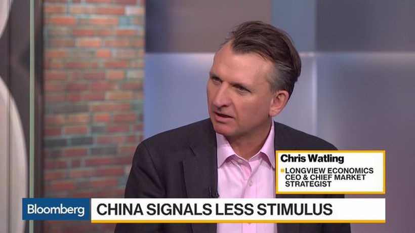 Bloomberg Daybreak: Americas - China's Done Enough to Turn Global Economy Upwards, Longview CEO Says