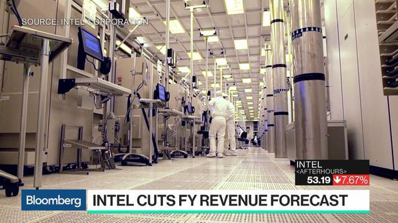 Why Intel Is Slashing Its Sales Forecasts