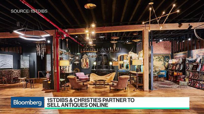 1stdibs Is Gunning for the Offline Market, CEO Says