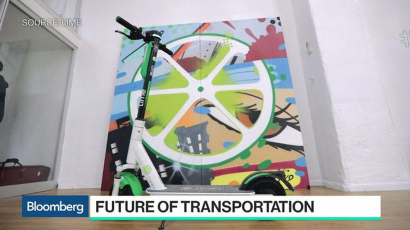 Lime Seeing 'Incredible Adoption' of Scooters for Transportation, COO Says