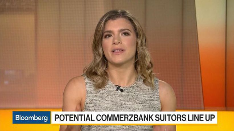 Potential Commerzbank Suitors Line Up