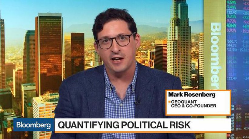 How GeoQuant Uses Computer Science to Calculate Political Risk