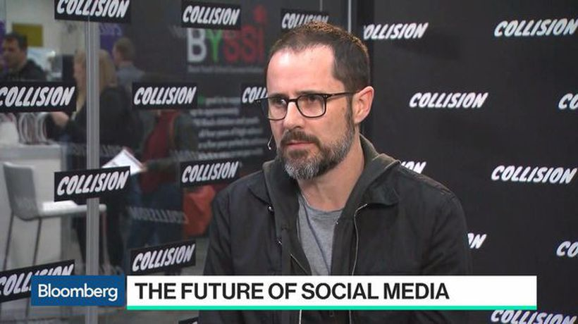 Twitter Co-Founder Ev Williams on Future of Social Media, Beyond Meat IPO