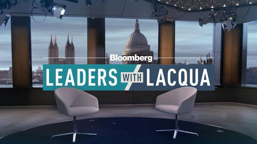 'Leaders with Lacqua: Guy Hands' Full Show (5/22/2019)