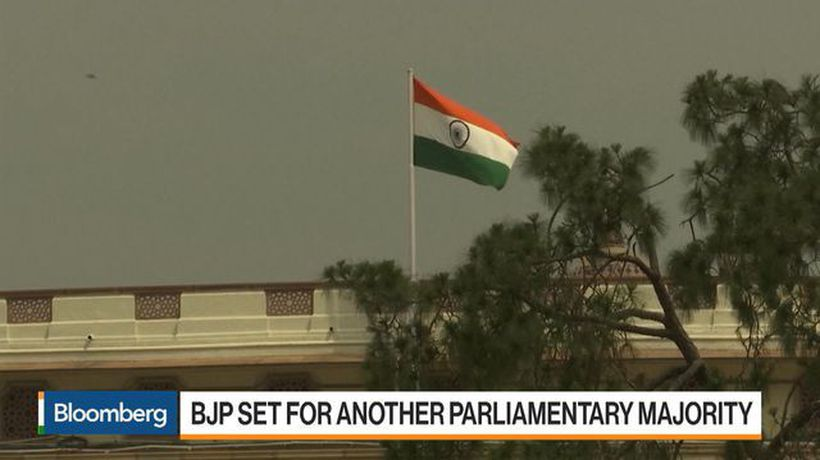Modi's BJP Set for Another Parliamentary Majority in India